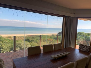 Renting out with online payment: Dining Room with Oceanview