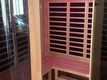 Renting out with online payment: 4-person Sauna