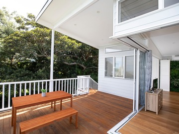 Renting out with online payment: Balcony with amazing views from the sky