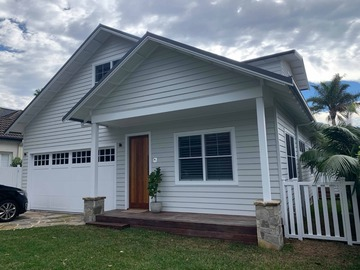 Renting out with online payment: Hampton Front House