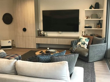 Renting out with online payment: Comfy and Bright Living Room