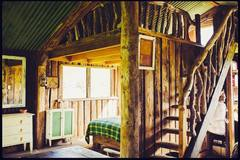 Renting out with online payment: Rustic Staircase