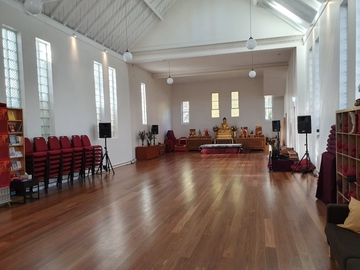Renting out with online payment: Temple in Newtown