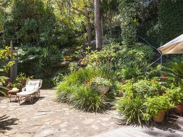 Renting out with online payment: Beautiful Garden