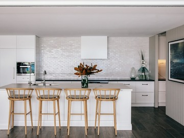 Renting out with online payment: Wide Open Plan Kitchen
