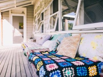 Renting out with online payment: Rustic Terrace
