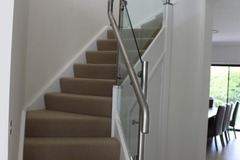 Renting out with online payment: Carpeted Stairs