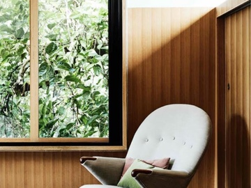 Renting out with online payment: Treehouse bedroom