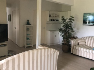 Renting out with online payment: Downstairs Living Area