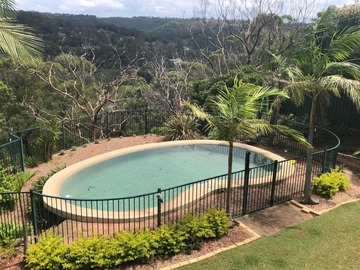 Renting out with online payment: Outdoor Pool