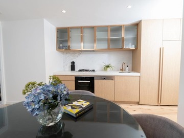 Renting out with online payment: Open Plan Kitchen