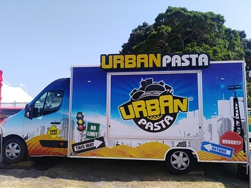 Renting out with online payment: Italian Food Truck