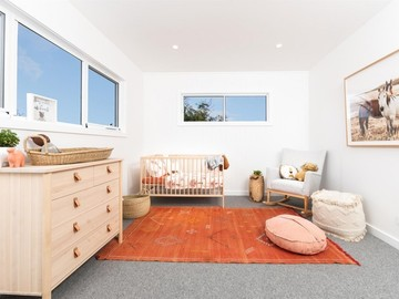 Renting out with online payment: Baby's Room in Soft Tone Colors