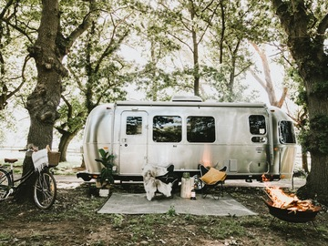 Renting out with online payment: Airstream