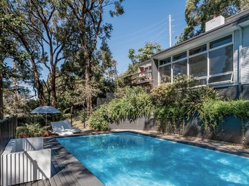 Renting out with online payment: Tree Lined Pool
