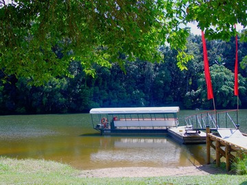Renting out with online payment: Kuranda Riverboat