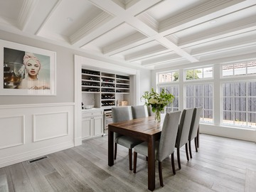 Renting out with online payment: Hamptons Style Dining Room