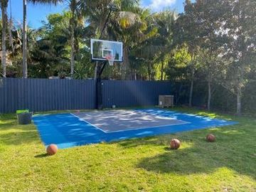 Renting out with online payment: Huge Garden with Play Area