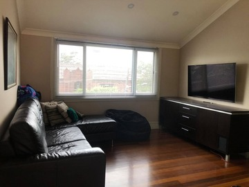 Renting out with online payment: Upstairs TV Room