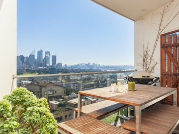 Renting out with online payment: Incredible view