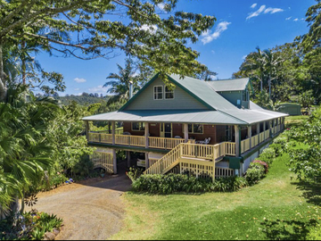 Renting out with online payment: Character house Byron Hinterland