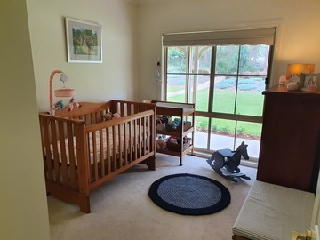 Renting out with online payment: Nursery Room