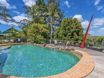 Renting out with online payment: Saltwater Pool