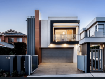 Renting out with online payment: Modern home in Tennyson Point near gladesville