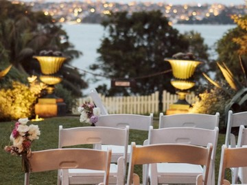 Renting out with online payment: Venue Hire at Lindesay
