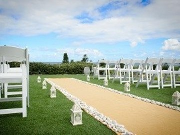 Renting out with online payment: Ceremony Lawn