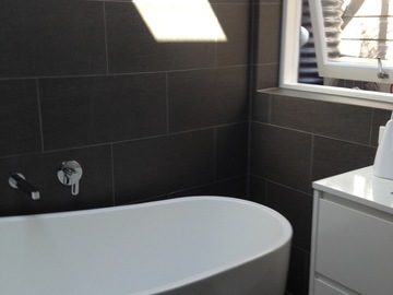 Renting out with online payment: Resort Style Bathroom