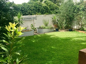 Renting out with online payment: Garden and Lawn