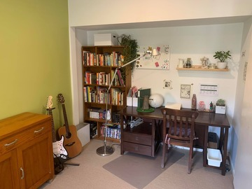 Renting out with online payment: Urban Cottage Study Room