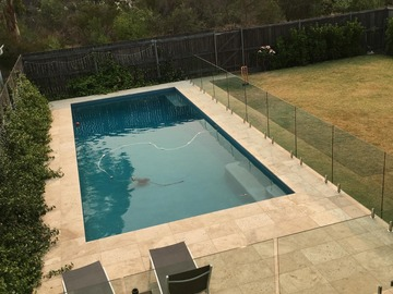 Renting out with online payment: Forest view outdoor swimming pool