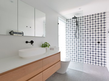 Renting out with online payment: Bathroom - ensuite