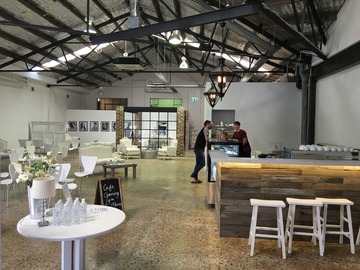Renting out with online payment: Industrial Chic Warehouse Space