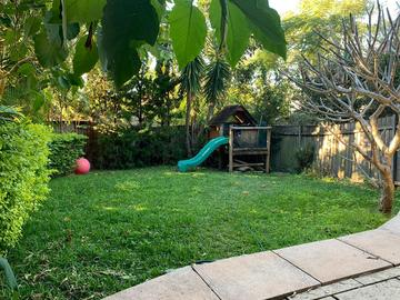 Renting out with online payment: Kids garden