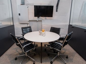 Renting out with online payment: Meeting Space